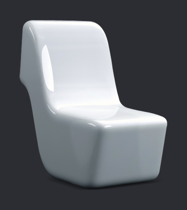 Fauteuil phantom chair chez sand birch for Forum deco moderne