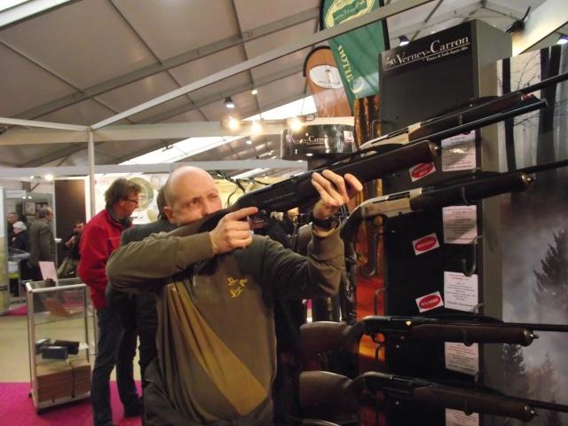Retour su salon de la chasse de rambouillet 2013 for Salon de la chasse de rambouillet