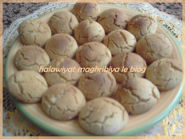 """que je fais souvent est sur mon livre : """"La pâtisserie marocaine ..."""