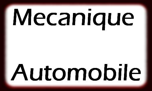 mecanique automobile. Black Bedroom Furniture Sets. Home Design Ideas