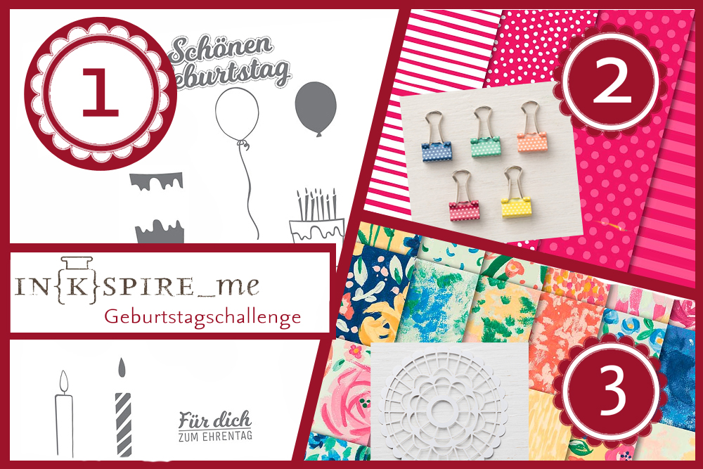 born2stamp STAMPIN' UP! IN{K}SPIRE_me - Geburtstagsspecial