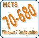 70-680 MCTS : Windows 7 Configuration