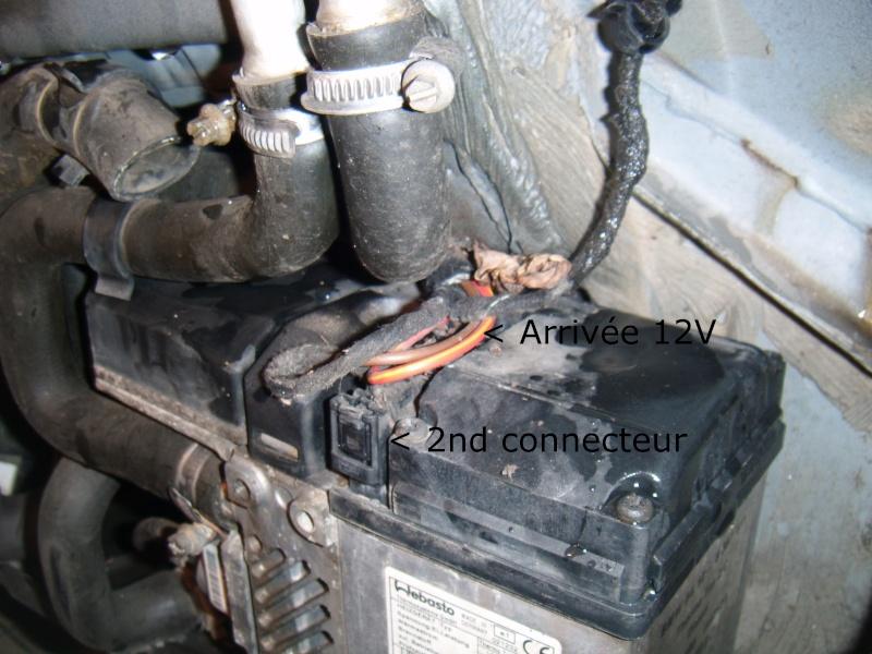 Boitier Additionnel Sur Une Mercedes Sl  R