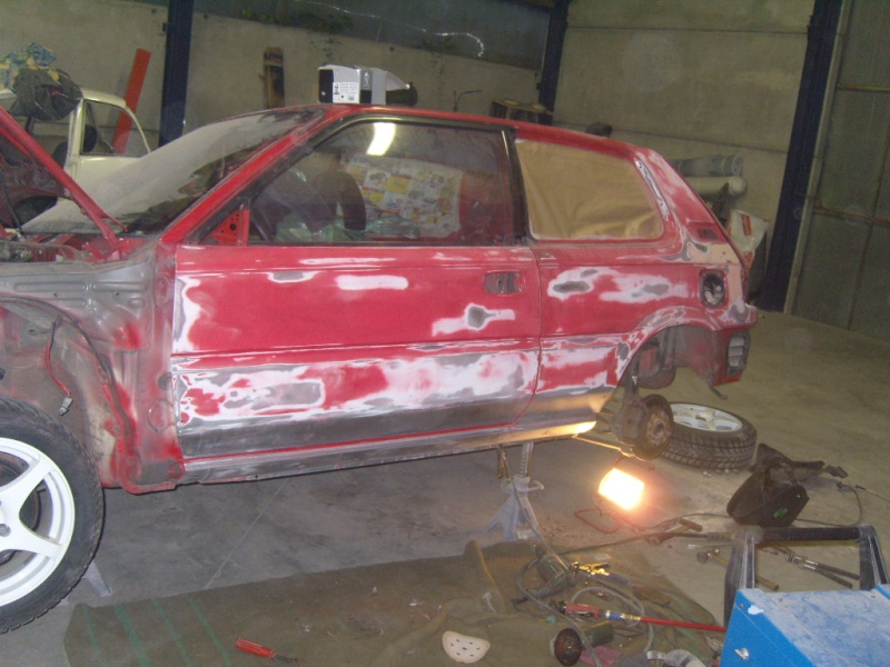 Restauration Ae92 Twincam16