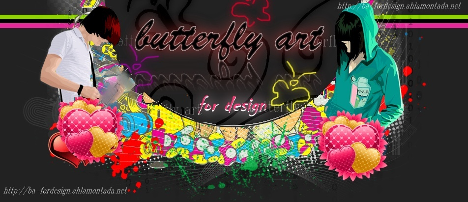 butterfly art