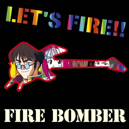Les Fire Bomber , Macross 7