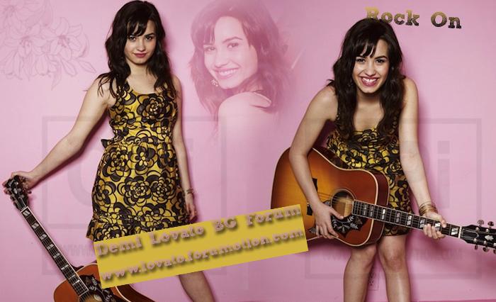Demi Lovato BG Forum