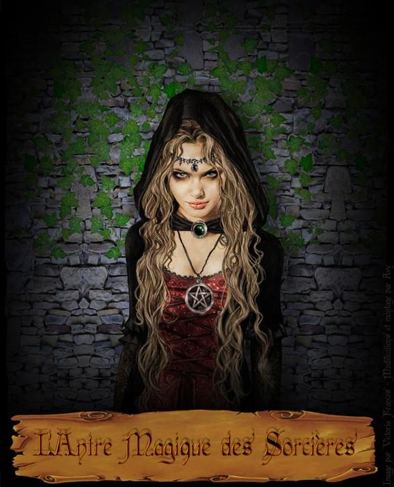l'antre magique des sorcières