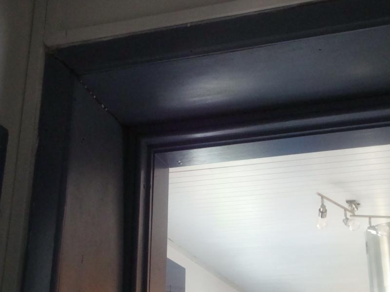Pour sabri chambranle de porte - Contour de porte interieur ...