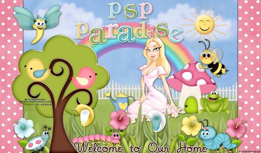 PSPInParadise