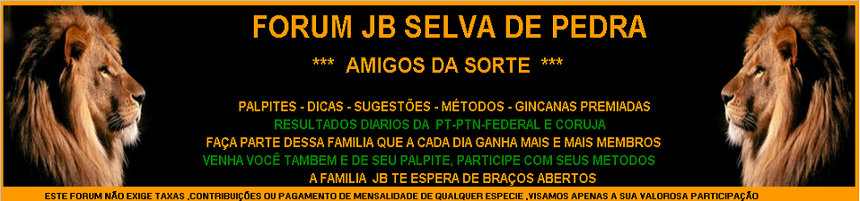 J B S P . FORUM