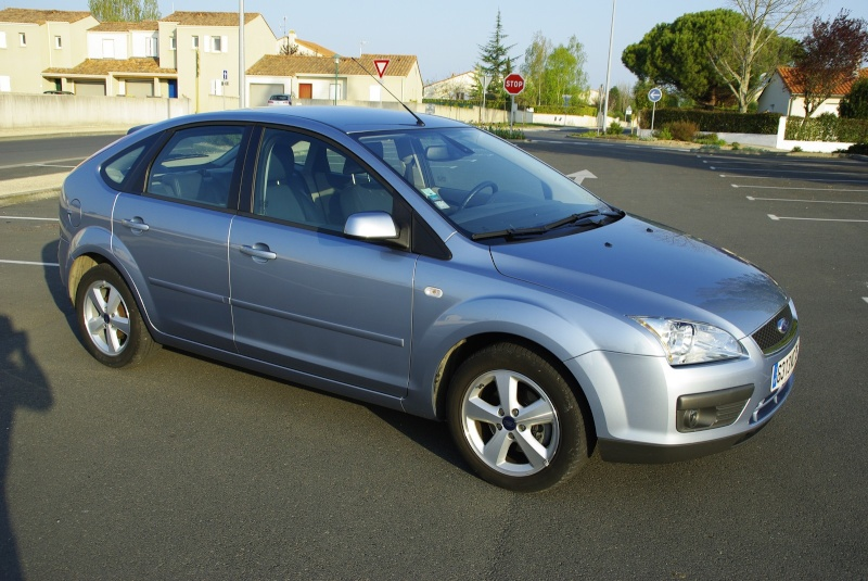 A vendre ford focus 2005 for Ford focus 2006 interieur