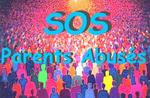"logo de l'association ""SOS Parents Abusés"""