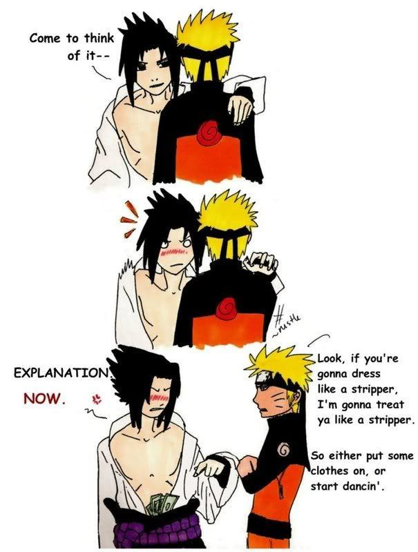 Photo Sharing (for funny Naruto pics/comics/gifs)