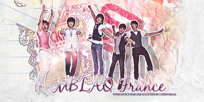 MBLAQ France ♥