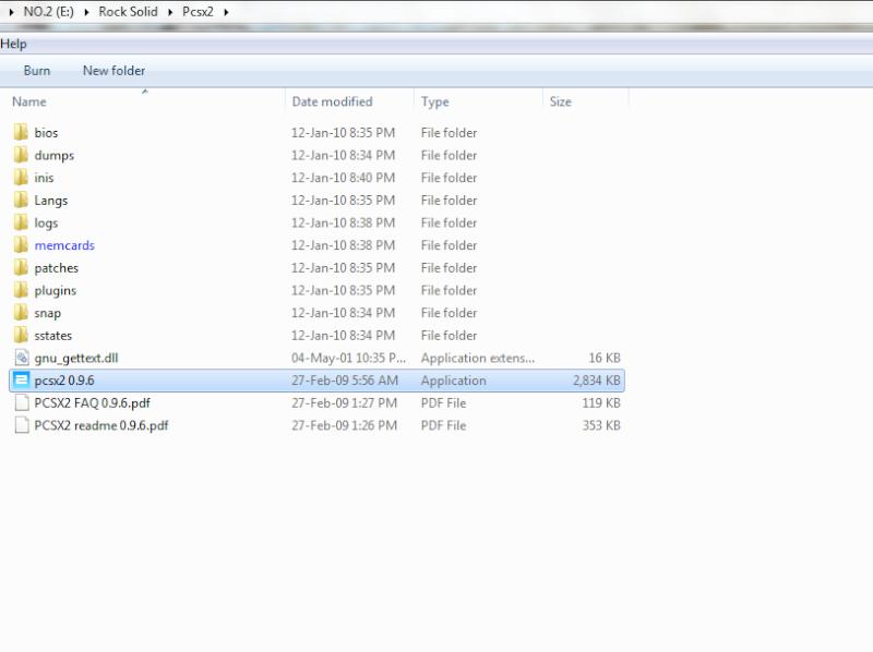 pcsx2 0.9.6 startimes2
