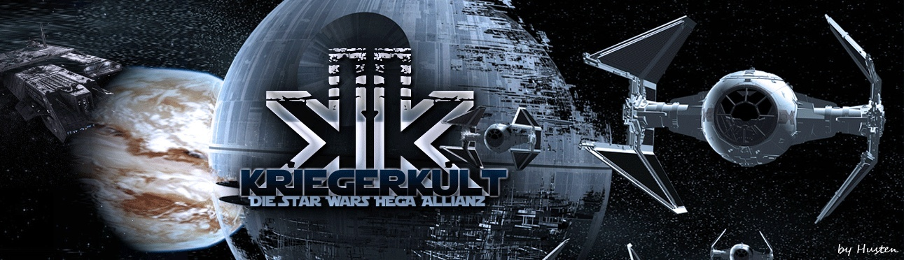 Kriegerkult - Die Star Wars HEGA Allianz