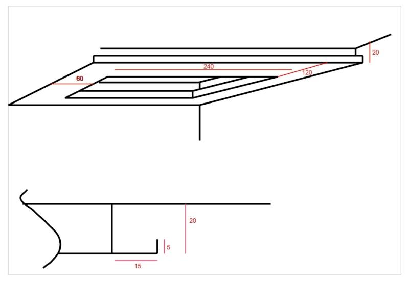 photos de faux plafond avec lumi re indirecte les. Black Bedroom Furniture Sets. Home Design Ideas