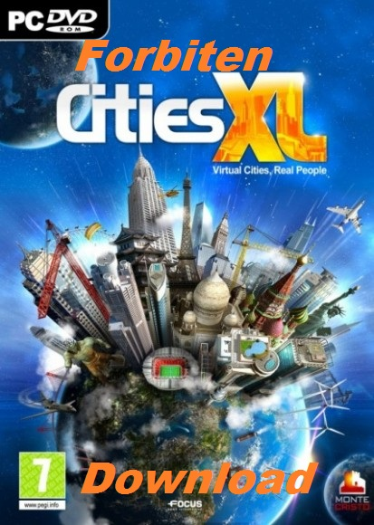 Cities XL Marche 100%+ Crack