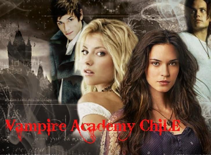 Vampire Academy Chile