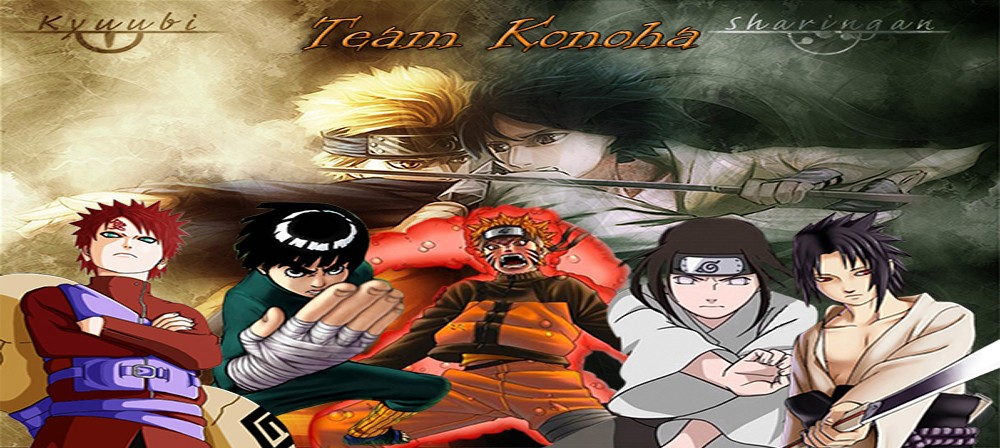 TeamKonoha
