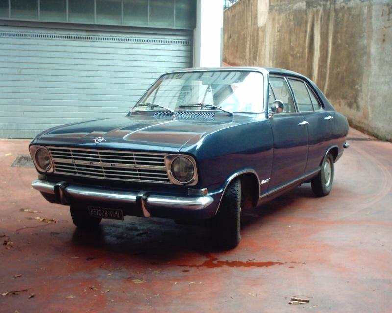Opel kadett b ls coup 4p 1968 for Garage opel bessancourt 95