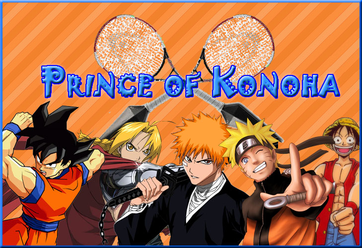 Prince of Konoha