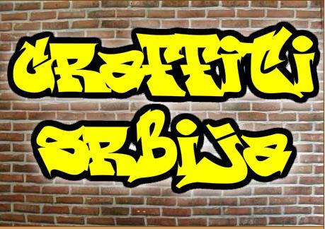 Graffiti Srbija