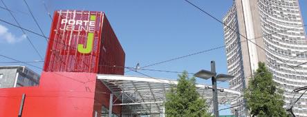 Le centre commercial de la porte jeune mulhouse haut rhin - Centre commercial les portes de taverny ...