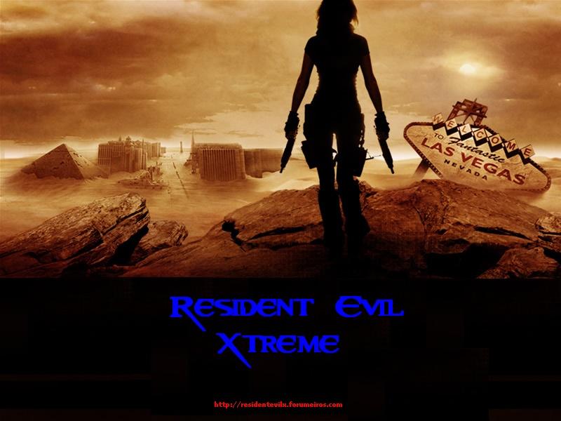 Resident Evil Xtreme