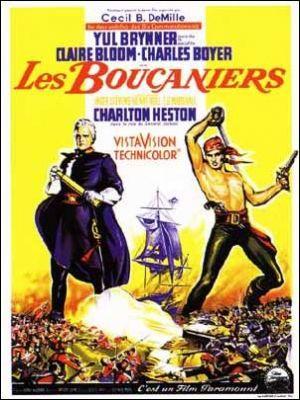 Les Boucaniers [DVDRiP l FRENCH][DF]