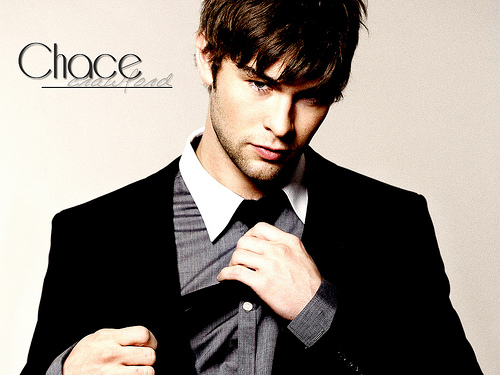 Chace Crawford Macedonian Fans