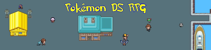Pokemon DS RPG