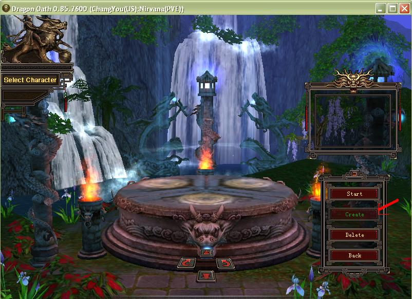 do510 - لعبة Dragon Oath الاونلاين الجديدة