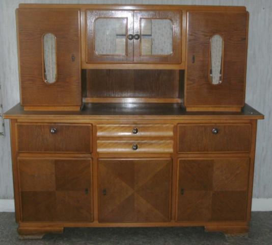 2 meubles de cuisine. Black Bedroom Furniture Sets. Home Design Ideas