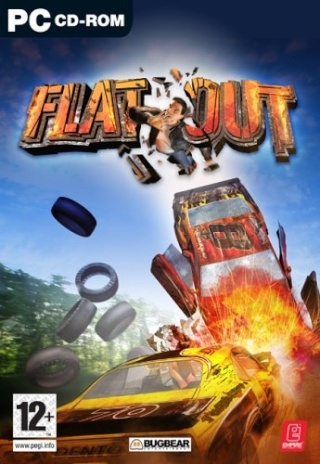 FlatOut (Buka Entertainment) (Rus/Eng) [RePack By R.G. NoLimits-Team GameS]