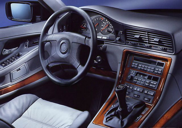 Bmw s rie 8 e31 for Bmw serie 8 interieur