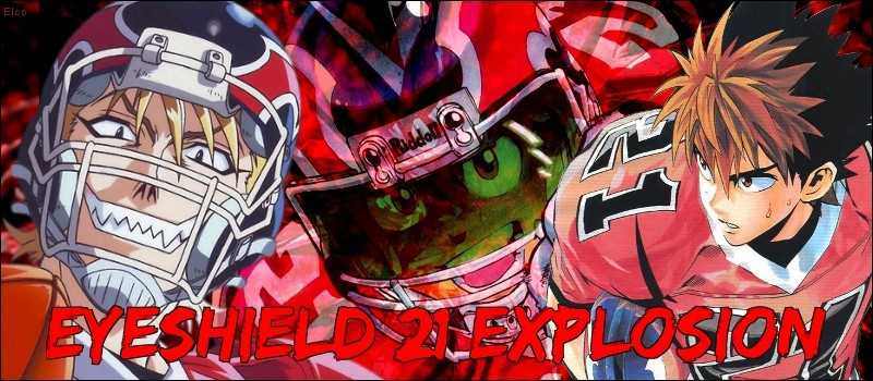 Eyeshield 21 Explosion RPG