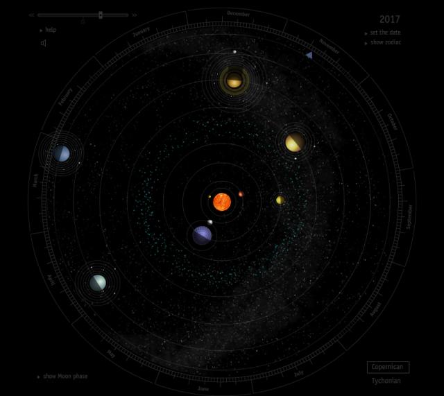 solar system animation - photo #25