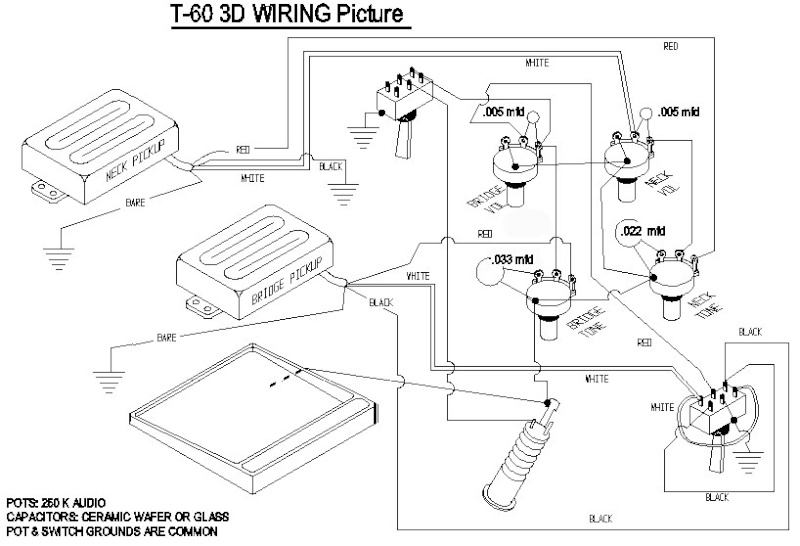 peavey t 60 guitar wiring diagram