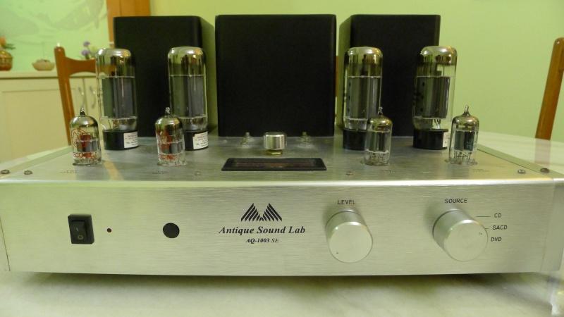Antique Sound Lab AQ1003SE integrated tube amp ( used )