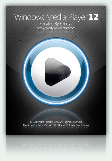 Windows Media Player 12 Beta 1 [30.73 MB]