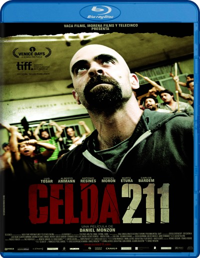 Celda 211 (2009) BDRip XviD