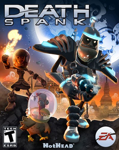 Death Spank SKIDROW (GamePC)