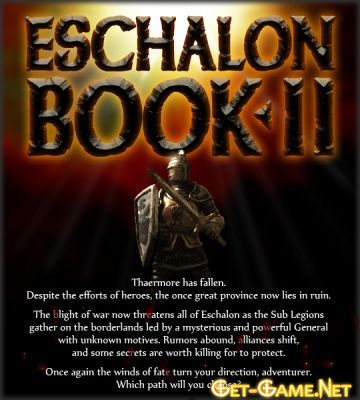 Eschalon Book II v1.05