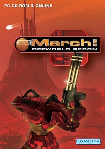 March: Offworld recon (GamePC)