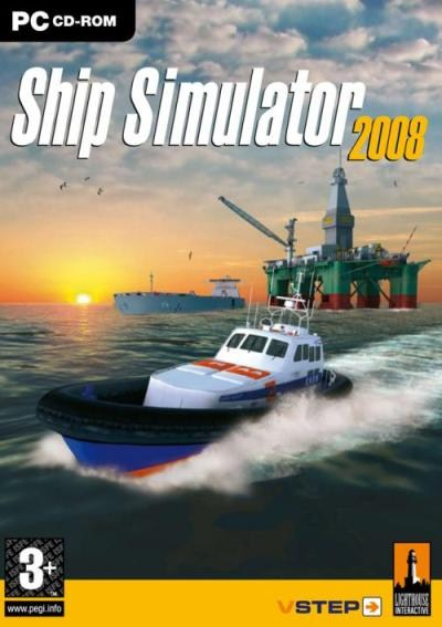 Ship Simulator 2008 (GamePC)
