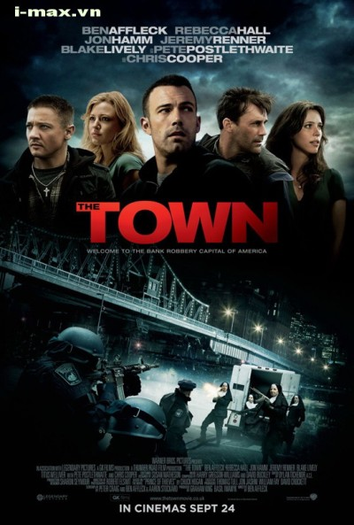The Town (2010) DVDRip XviD