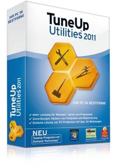 الأفضل أخطاء الجهاز وصيانته TuneUp Utilities 2011 Build