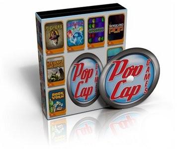 PopCap Games 47 Full Packs 2010